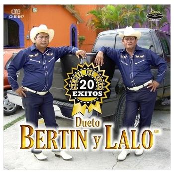 20 Exitos Dueto Bertin y Lalo